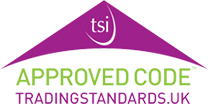 Trading Standards Institute Approved Code Member