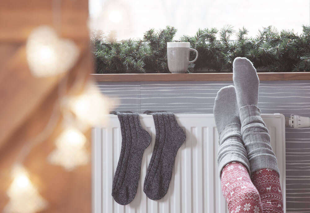 5 Quick Fixes for a Warmer Home